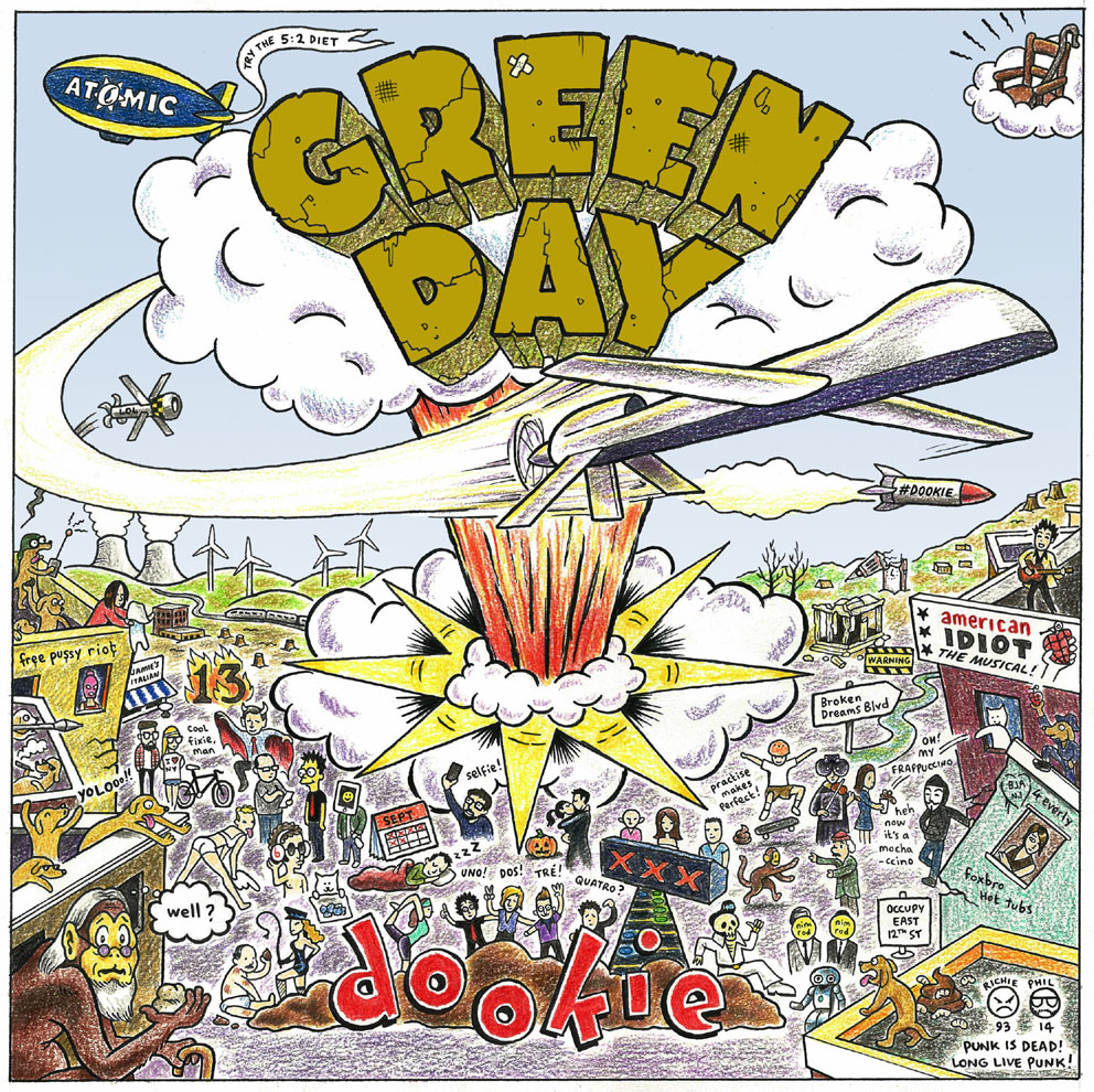 Green Day  Wikipedia