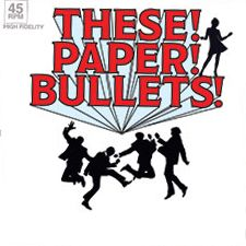 "Billie Joe wrote 8 original songs for ""These Paper Bullets"""
