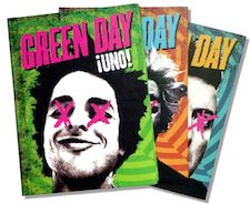 Warner Music Group selling '¡UNO! ¡DOS! ¡TRÉ!' CD, book bundle