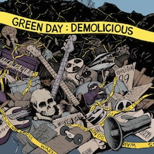 Green Day's 'Demolicious' out today for Record Store Day