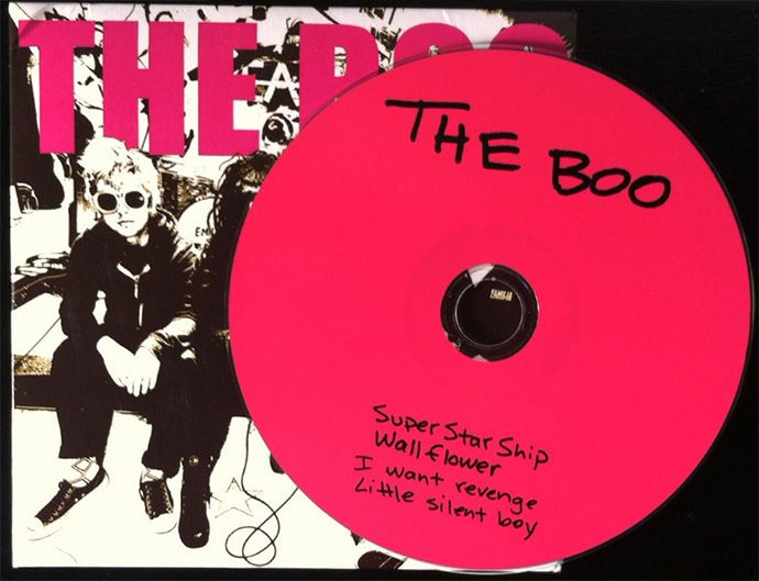 Featured eBay Item: Rare 'The Boo' CD