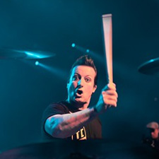 Tre Cool listed as one of Top 5 Punk Drummers of All Time