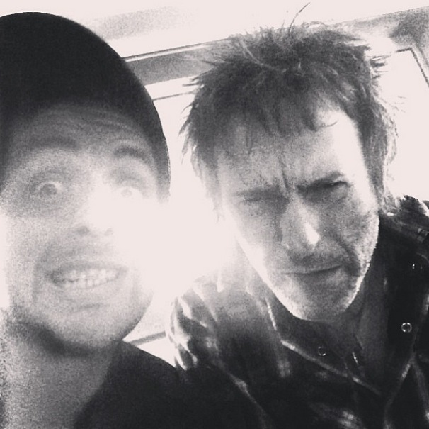 Billie Joe will play with The Replacements tonight in Kentucky