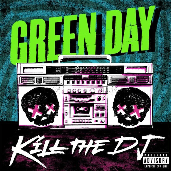 Green Day acaba de estrenar nuevo single c/video