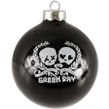 Enter our Green Day christmas ornament contest: December 18th deadline