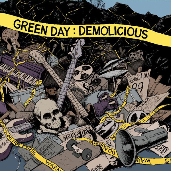 Green day missing you [demo version] (demolicious) youtube.