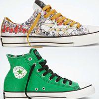 e034ec705849 Dookie   Kerplunk Converse on sale 40% off at Converse.com - Green ...